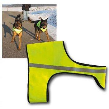 Veiligheidsvest zichtbaar Neon Geel