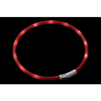 Visio LED light honden halsband