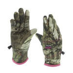 Heat Factory dames handschoen heated - mossy oak (niet elektrisch)
