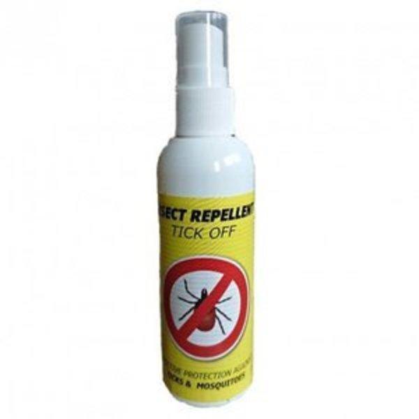 Sentz tick off spray