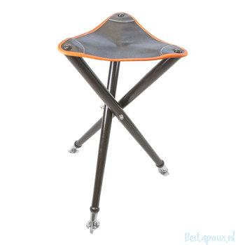 Veld stoel oranje 70cm