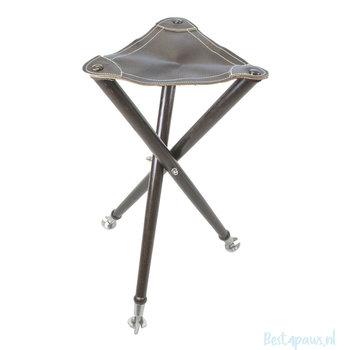 Veld stoel bruin 75 cm