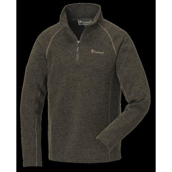 Pinewood Pinewood heren Fleece sweater John