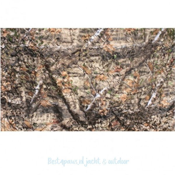 Camouflage net - 2 laags nylon