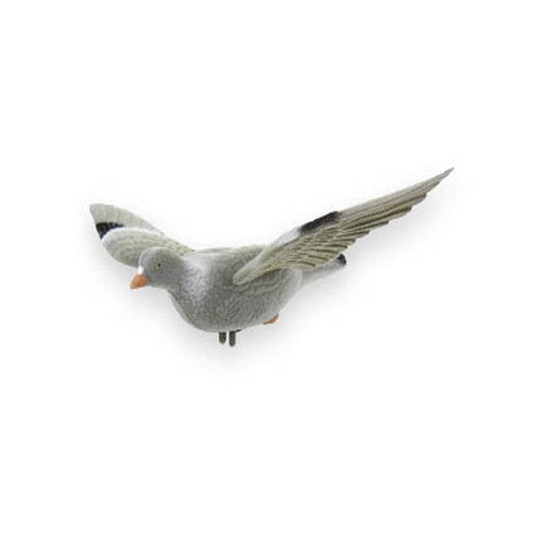Geflockte vliegende duif