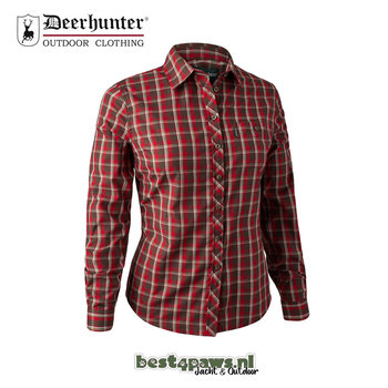 Deerhunter Deerhunter dames shirt Lady Chloe