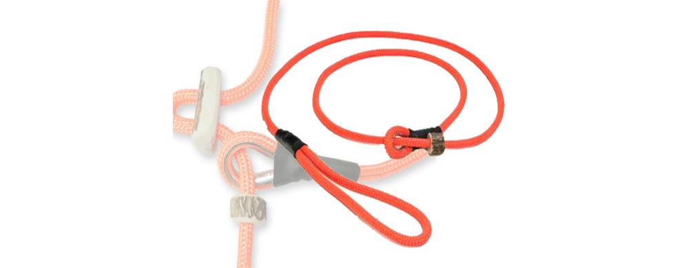 Lijnen-riemen-halsbanden    zweet/speur lijnen