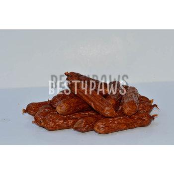 Beef worstjes  8cm 250gr