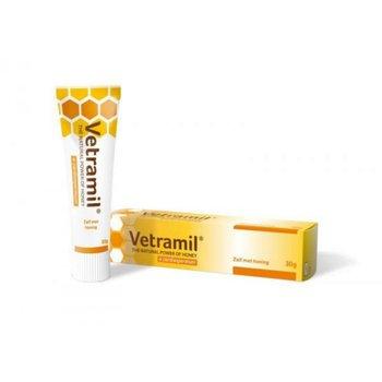 Vetramil honingzalf tube 30 g