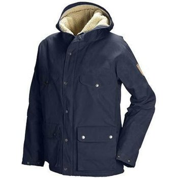 Fjall Raven dames jas Greenland winter - Navy blauw mt L