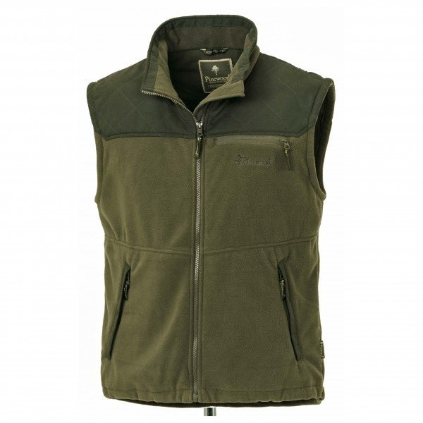 Pinewood Pinewood heren Fleece Bodywarmer Dakota / Finnveden