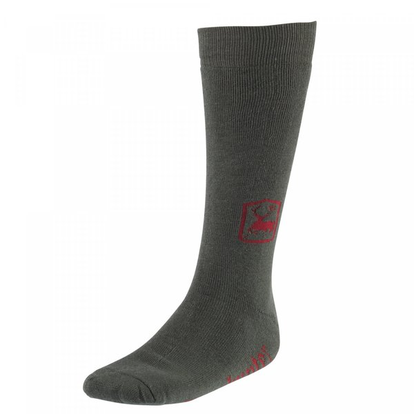 Deerhunter Deerhunter sokken lang ( 2 pack) mt 39-42