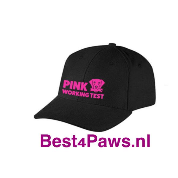 Officiële PWT Pet zwart
