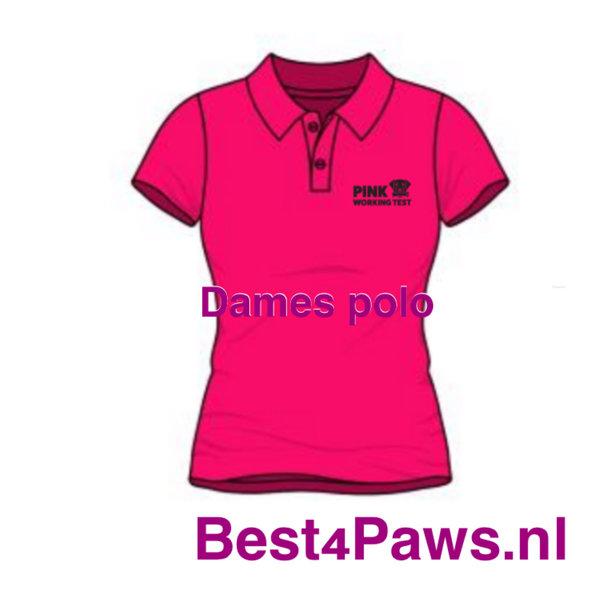 PWT Dames Premium polo