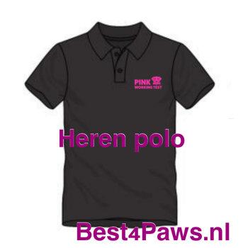 PWT Heren Premium polo