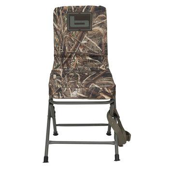 draaibare camo stoel