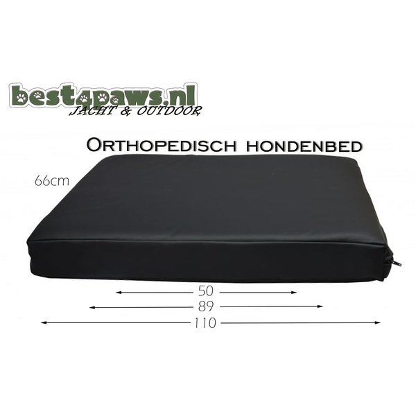 Orthopedisch ligbed  66/110/9