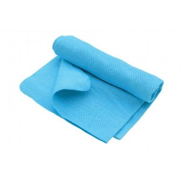 Droog doek blauw