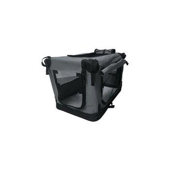 Topmast Nylon Hondenbench Premium Antraciet 49.5 x 34.5 x 35 cm