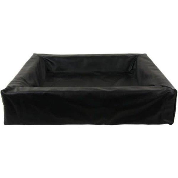 Topmast Loungebed Hondenbed - Waterproof polyester - Zwart - 85 x 70 cm