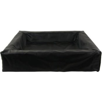 Topmast Loungebed Hondenbed - Waterproof polyester - Zwart - 120 x 90 cm