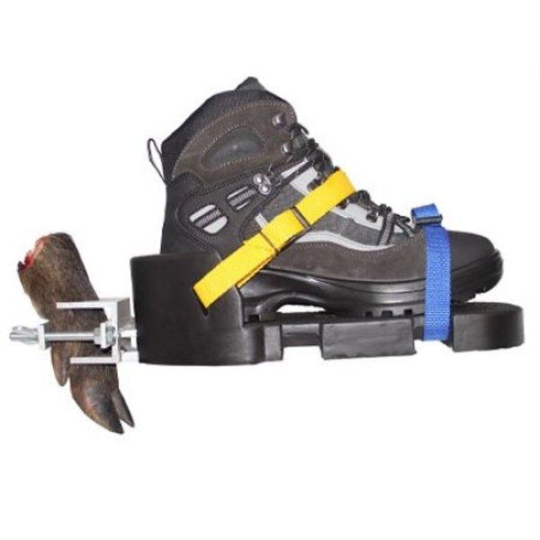 zweetwerk schoen premium met flexibele zool