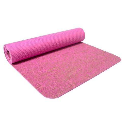 Yogamat jute - Lotus