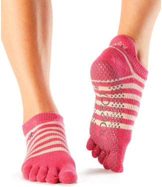 Toesox Yoga sokken extra grip amour
