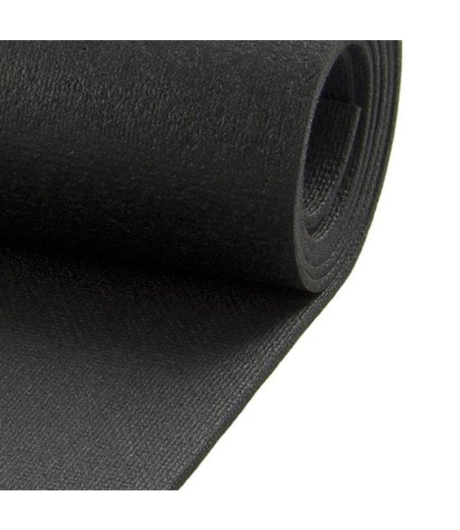 Yogamat travel premium zwart