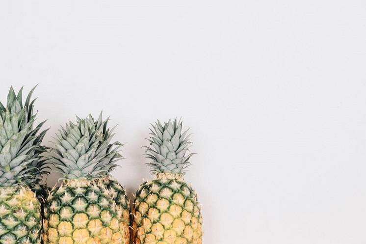 11 redenen waarom jij ananas moet eten