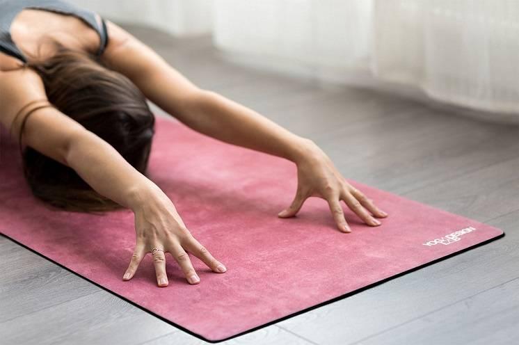 Eenvoudige yoga oefeningen