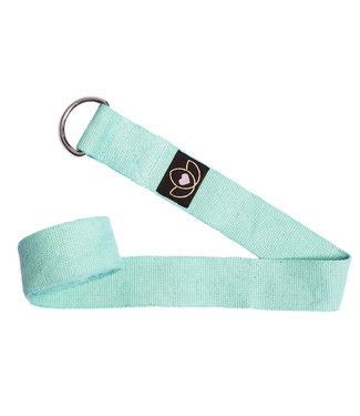 Lotus Yoga riem extra lang mint - Lotus