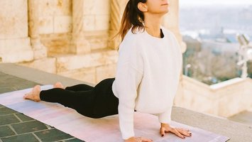 Yoga oefeningen rug