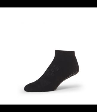 Toesox Yoga sokken mannen - zwart