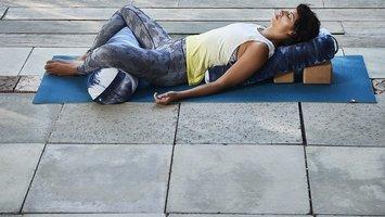 Yoga 'props' voor ondersteuning én verdieping