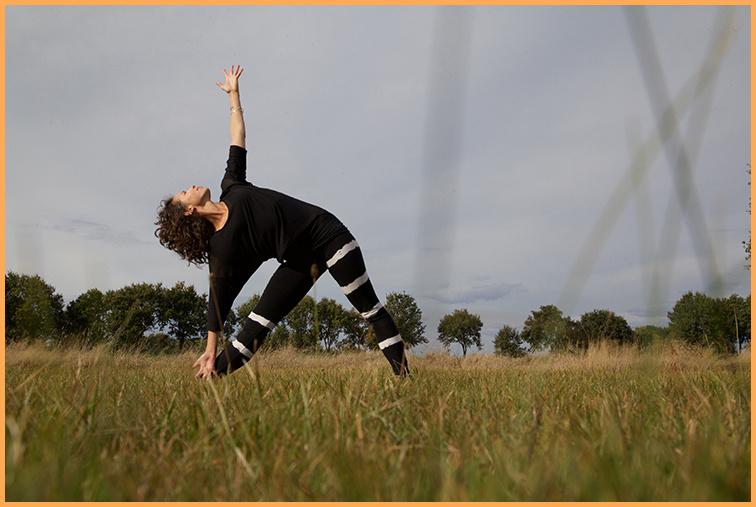 Wereld yoga dag 2019: yoga van de mat