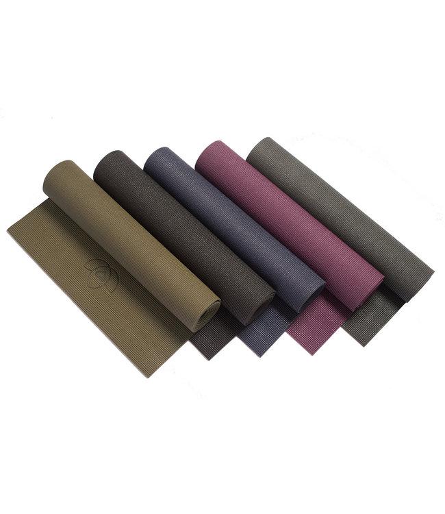 Lotus Eco yogamat sticky extra dik zwart – Lotus