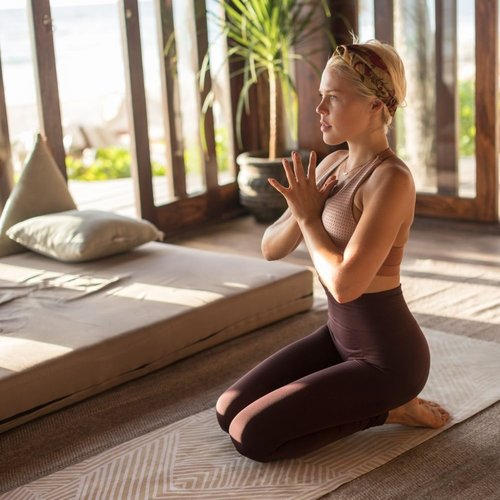 Yoga beginners