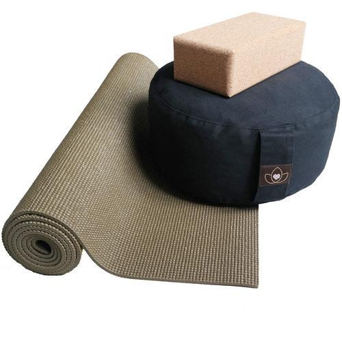 Yoga pakketten