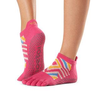 Toesox Yoga sokken extra grip bon voyage