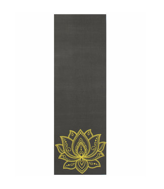 Lotus Eco yogamat sticky extra dik lotus antraciet - Lotus