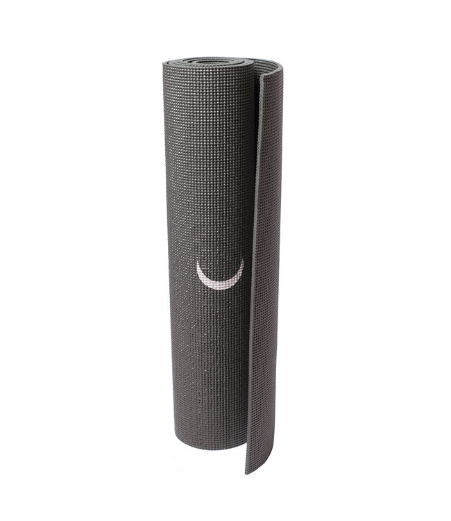 Lotus Eco yogamat sticky extra dik moon antraciet - Lotus