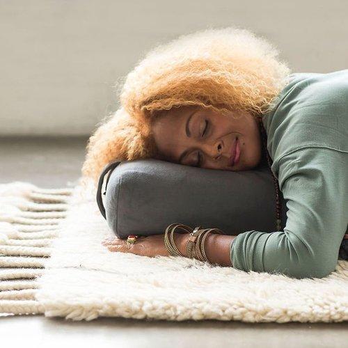 Fibromyalgie en yoga