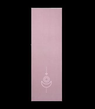 Lotus Eco yogamat sticky extra dik balance lavendelpaars  - Lotus
