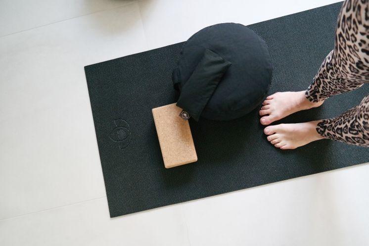 Zelf aan de slag met yoga