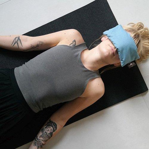 Menstruatiepijn en yoga