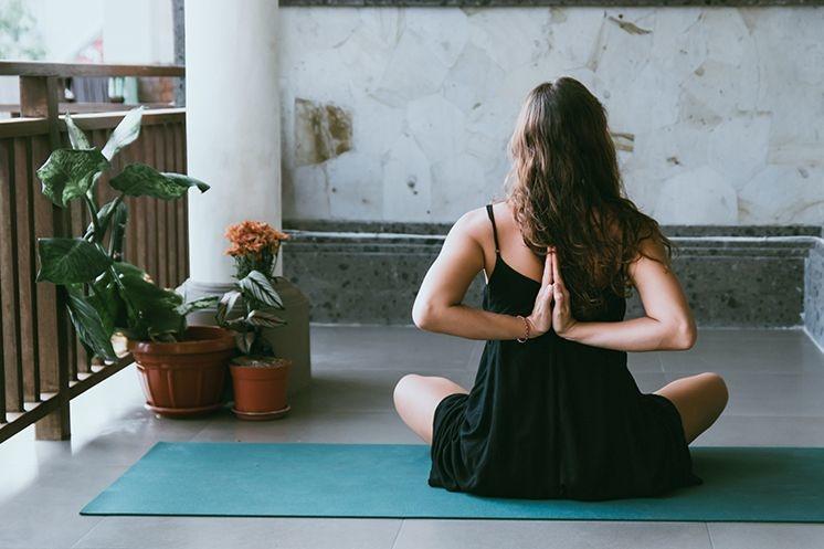 Yoga in je dagelijkse leven