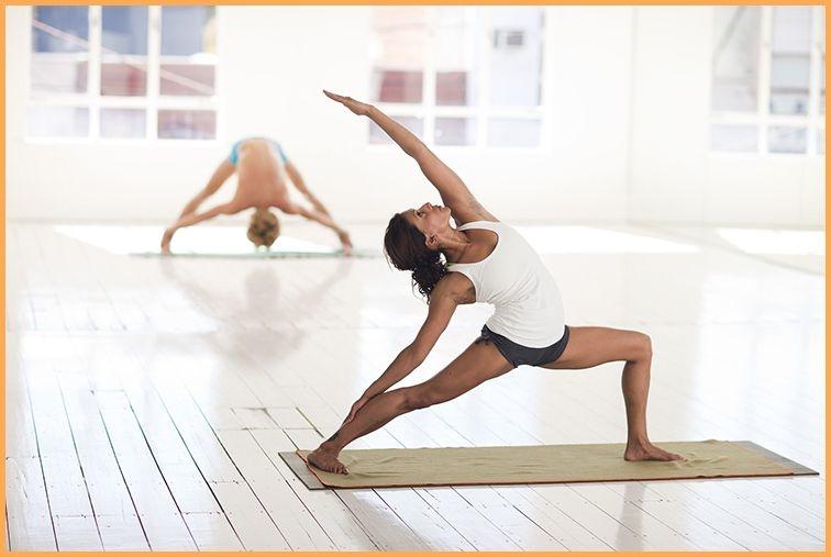 Wereld yoga dag 2019: gevorderd zijn in yoga