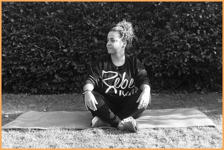 Wereld yoga dag 2019: yin yoga - wie je werkelijk bent