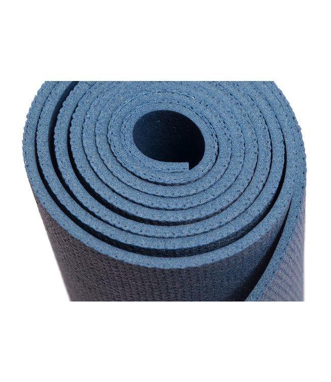 Lotus Yogamat studio blauw - Lotus